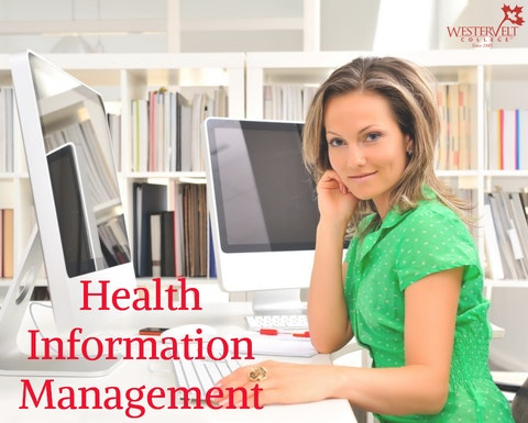 Health Information Management at Westervelt College