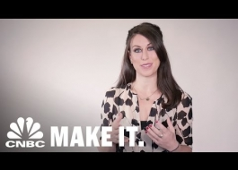 Jenny Blake Explains Importance Of Mind Maps For Organizing Life Goals | CNBC Make It.