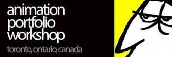 Animation Portfolio Workshop Logo