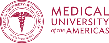 Medical University of the Americas logo