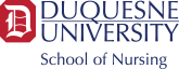 Duquesne University Online School of Nursing Logo